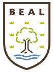 Beal High School Retina Logo