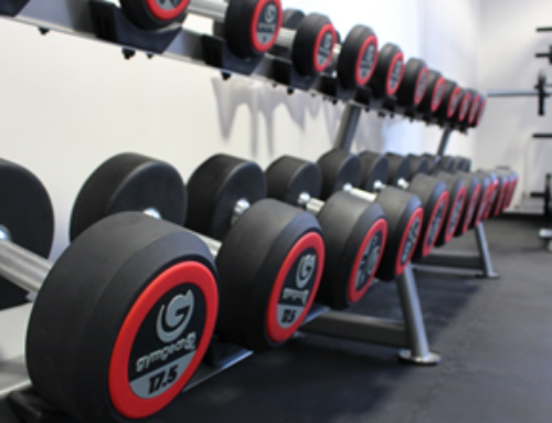 Beal High School Fitness Suite