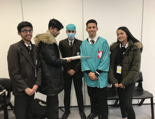 Havering Sixth Form Medical Day Report