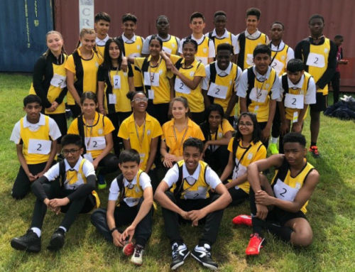 District Athletics, Years 7 & 9 – June 11th 2019