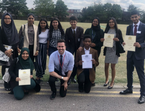 The Redbridge Model UN