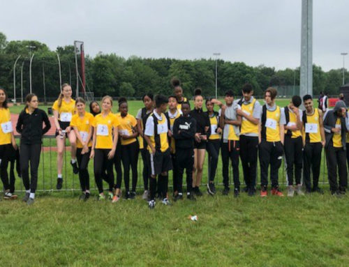 District Athletics, Year 8 & 10 – June 19th 2019