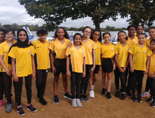 Year 7 Redbridge Cross Country Championships September 2019