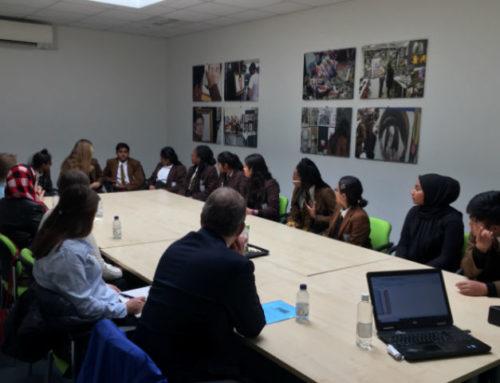 Volda University Visit to Beal