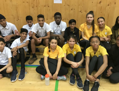 Year 8 Athletics Sportshall Competition